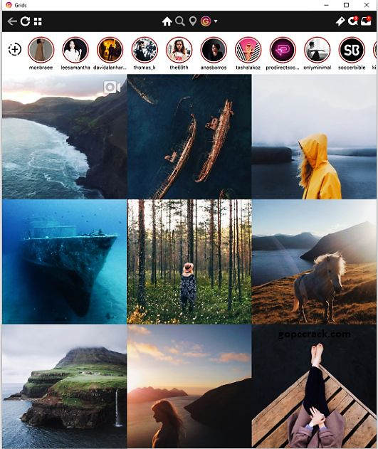 Grids For Instagram