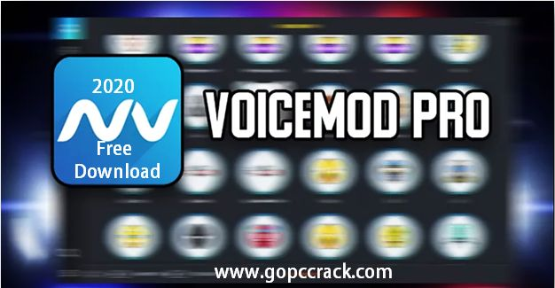 Voicemod Pro 1.2.6.2 Crack With Serial Key Download (2020)